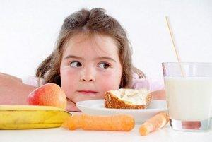 Food allergies in children